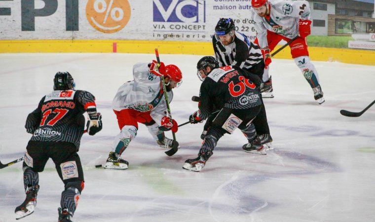 2ème Journée Synerglace Ligue Magnus – Amiens vs Cergy-Pontoise