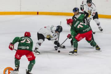 3ème Journée Synerglace Ligue Magnus – Cergy-Pontoise vs Chamonix